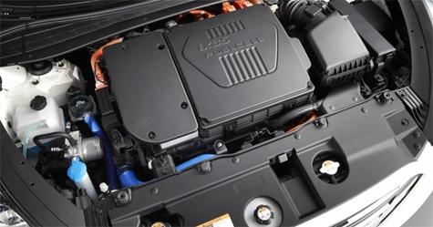 Hyundai ix35 FCEV waterstof brandstofcel hybride