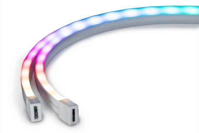 Evnbetter xcd2.03 slimline60. Compatibel chassistype: Universeel, Soort: Kit met verlichting voor computerkast, Kleur van het product: Zwart. Vermogensverbruik (max): 4,3 W. Breedte: 60 mm, Diepte: 600 mm, Hoogte: 12 mm. Aantal per verpakking: 2