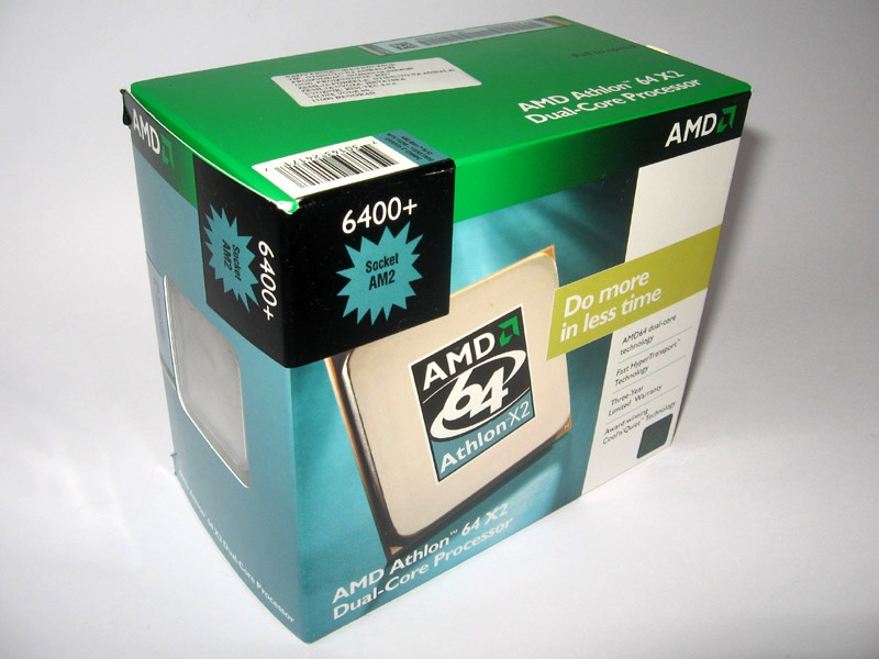 amd athlon 6400 black edition