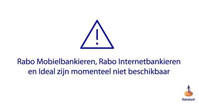Storing Rabobank