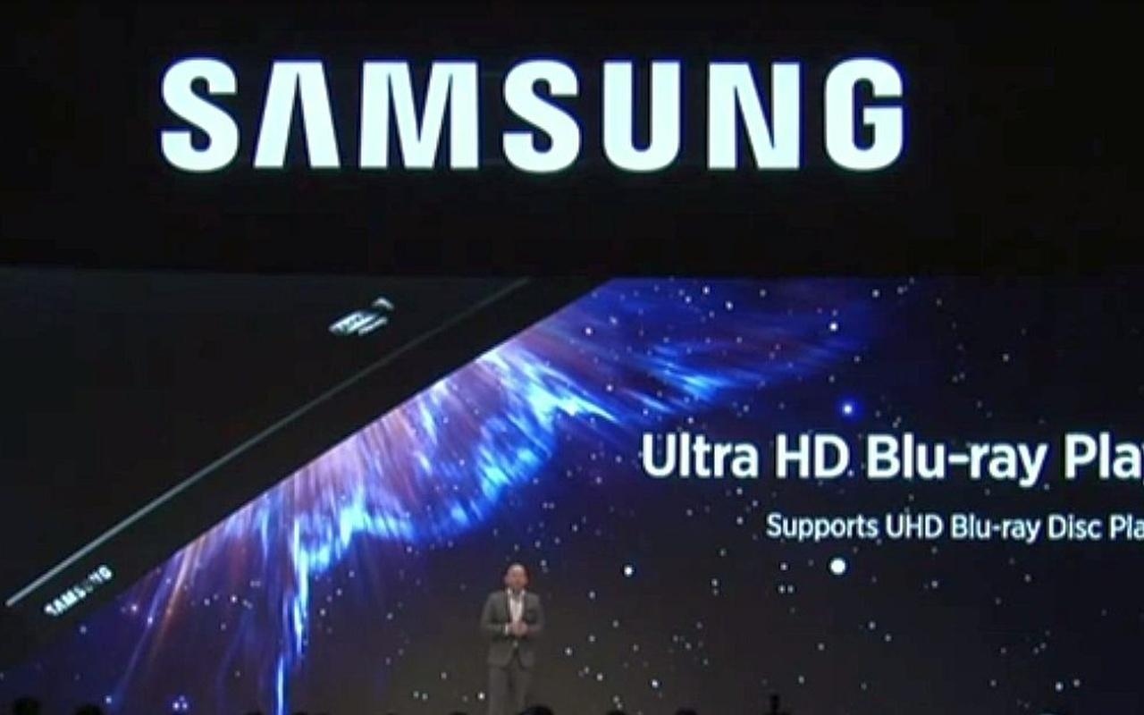 Samsung uhd-blu-ray drive