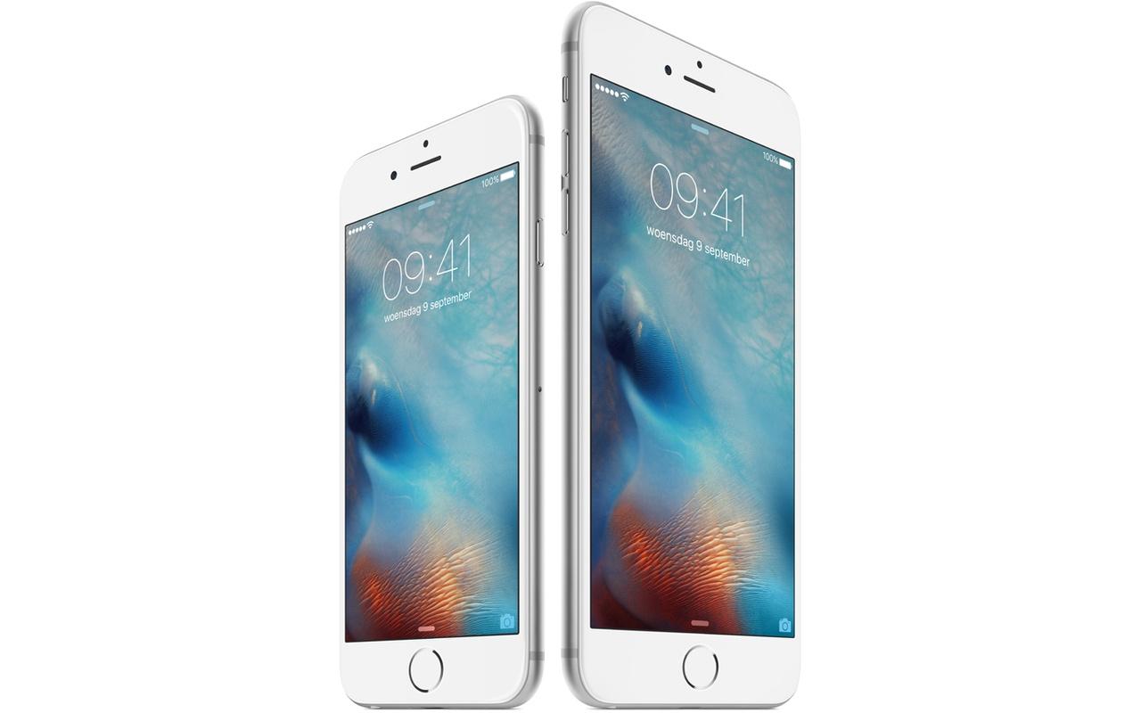 iphone 6 16gb zilver kopen