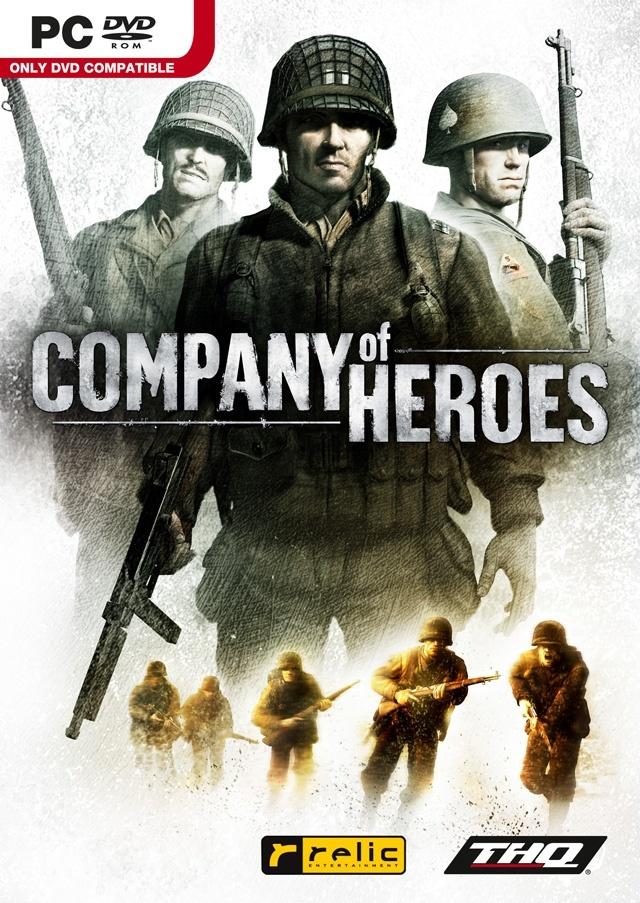 Packshot voor Company of Heroes