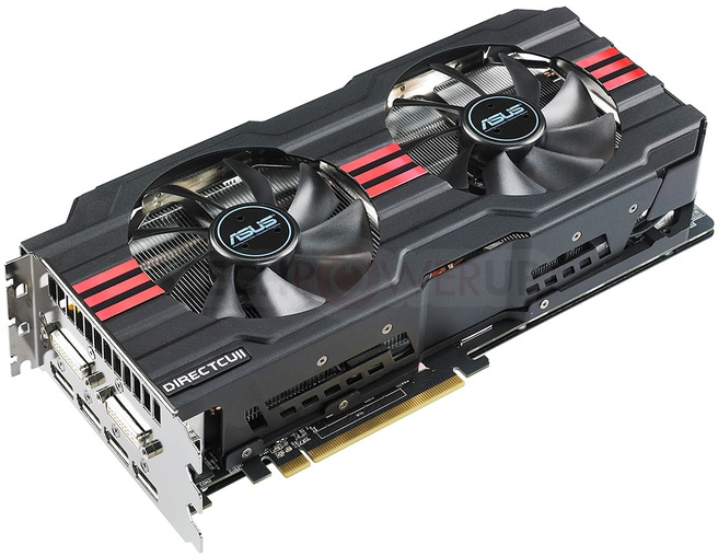 Asus HD7970 DirectCu II 3GB
