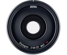 Carl Zeiss Batis Zeiss Batis 40mm F/2.0 CF Close Focus