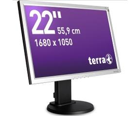 Wortmann Terra 2230W Greenline Plus Zilver, Zwart