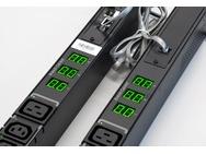 Server Technology power distribution unit - stroommeter
