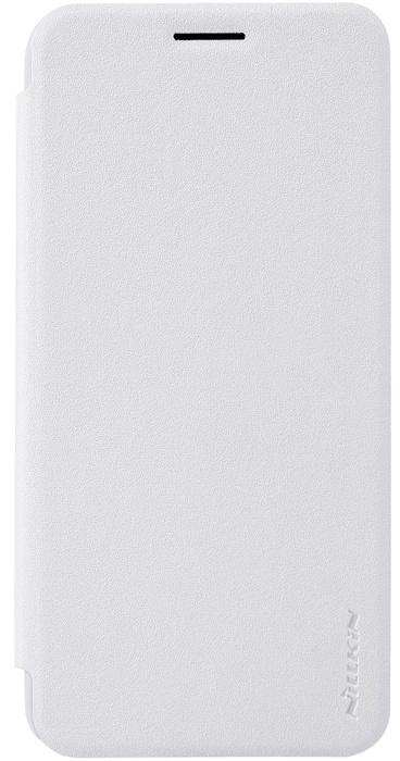 Nillkin New Sparkle Book Case voor Google Pixel - Wit Wit