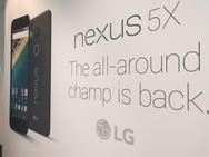 Foto gemaakt voor preview LG Nexus 5X