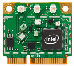 Intel Centrino Ultimate-N 6300