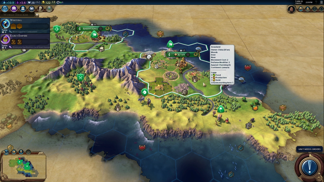 Preview Civilization VI