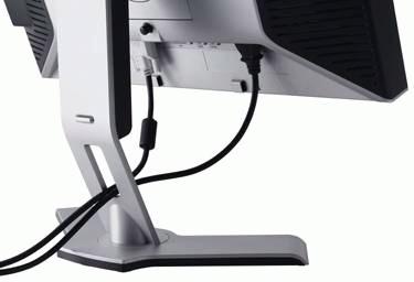 Dell Ultrasharp 2007FP Zwart