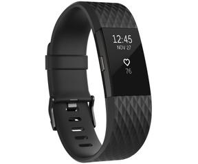 Fitbit Charge 2 - Black/Gunmetal (L)