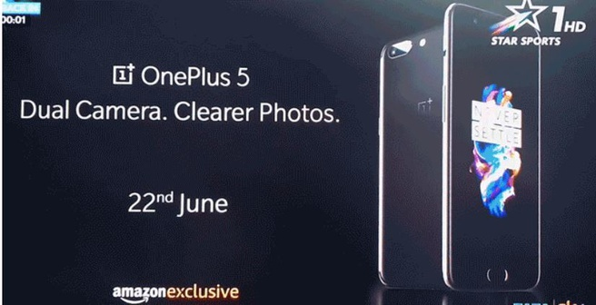 OnePlus 5 Indiase commercial (bron: AndroidCentral)