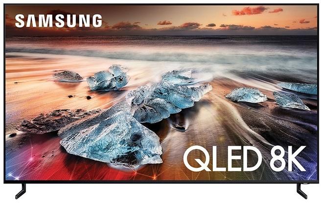 Samsung QLED 65Q950R Zwart