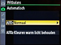 Nikon D7000 menu