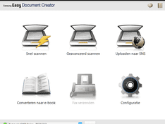 Easy Document Creator - Interface