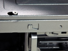Thermaltake Core X9 positionering omhulling 2e voedingplek 1