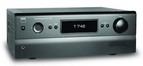 NAD T 748 av-receiver