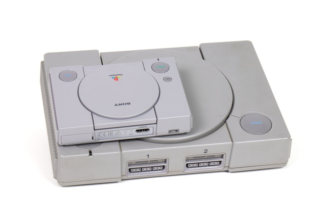 PlayStation Classic - Hardware