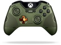 Goedkoopste Microsoft Xbox One Wireless Controller (V2) - Master Chief Limited Edition Brons, Groen