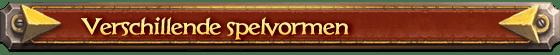Welke spelvormen kent Hearthstone?