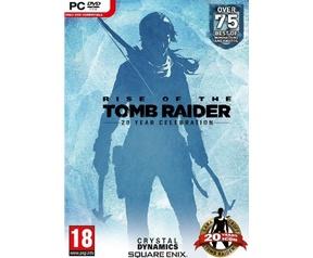 Rise Of The Tomb Raider: 20 Year Celebration Artbook Edition, PC