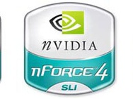 nForce4 logo's