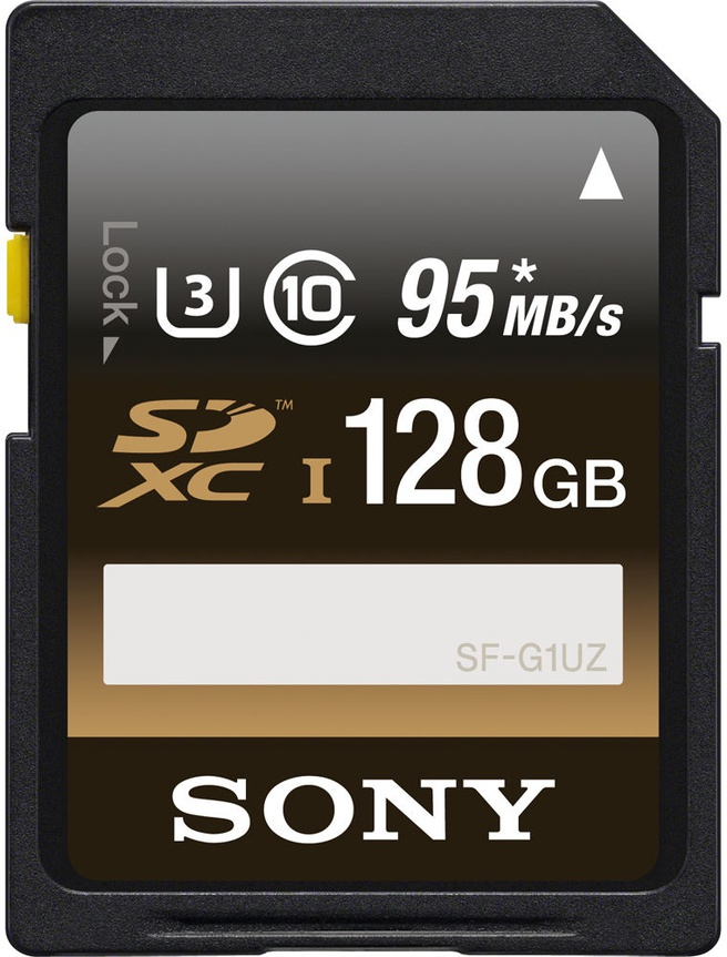 Sony SF-G1UZ