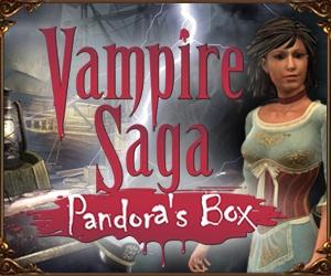 Vampire Saga Pandora's Box, PC