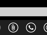 WhatsApp bellen op Windows Phone