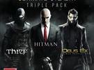 Square Enix Triple Packs