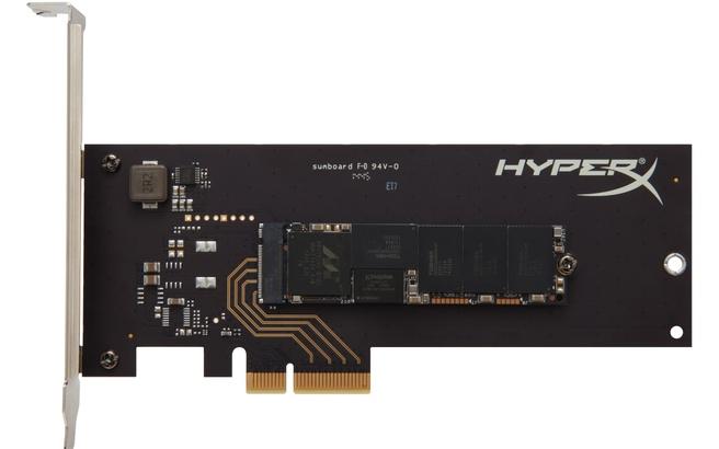 HyperX Predator-ssd van Kingston
