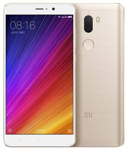 Xiaomi Mi5s Plus (6GB ram) Goud