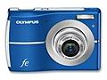 Olympus FE-45 Blauw
