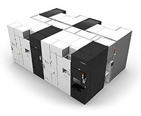Nanostempelmachines van Canon in ontwikkeling