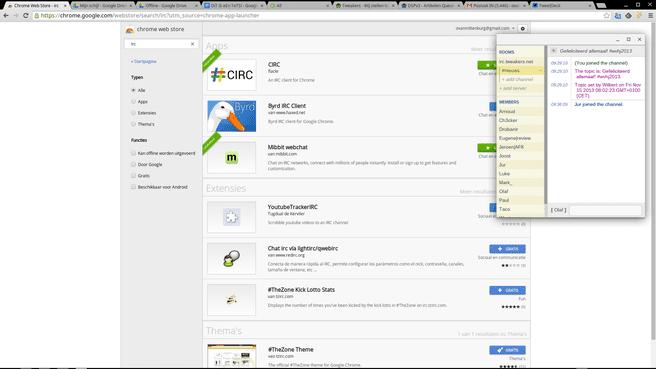 Chrome OS juni 2014