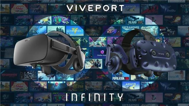Viveport Infinity