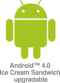 Android ICS upgradable