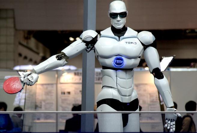 Humanoïde robot