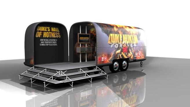 Duke Nukem Forever Come Get Some Tour