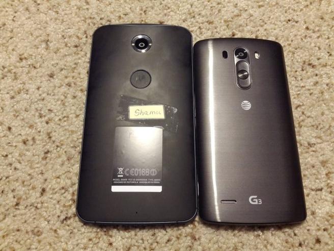 Motorola Shamu gerucht