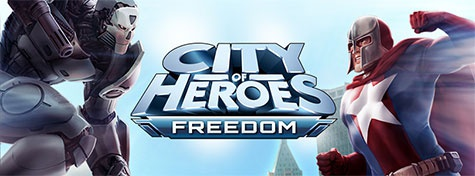 City of Heroes: Freedom logo
