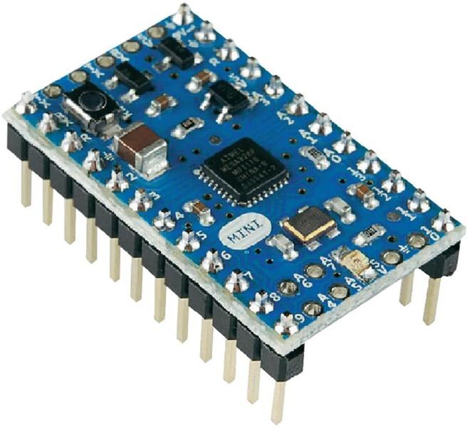 Arduino Mini met headers