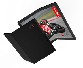 Lenovo ThinkPad X1 vouwbaar scherm prototype 2019