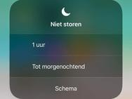Apple iOS 12 bèta 1 op iPhone X
