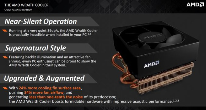 AMD Wraith