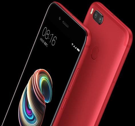 Xiaomi Mi A1 64GB Rood