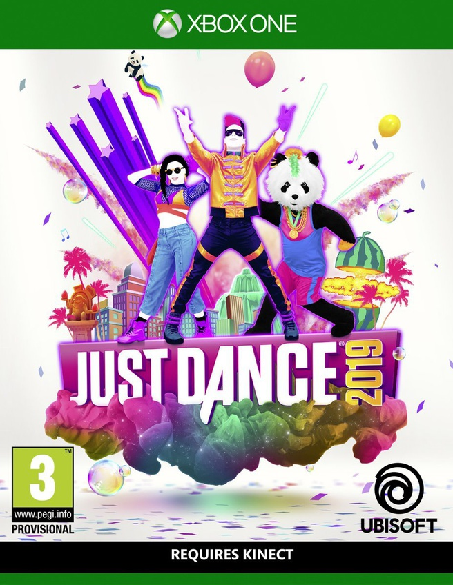 Just Dance 2019 NL/FR Xbox One