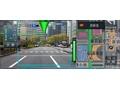 Pioneer Avic-boordcomputers met augmented reality-laag voor navigatie